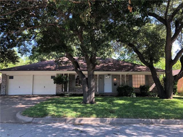 1332 Andante Drive, Fort Worth, TX 76134 (MLS #13885214) :: Team Hodnett