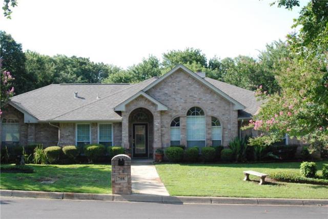 708 Newport Road, Fort Worth, TX 76120 (MLS #13885232) :: Magnolia Realty