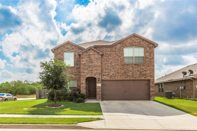 8813 Cold Harbor Street, Fort Worth, TX 76123 (MLS #13885234) :: Team Hodnett