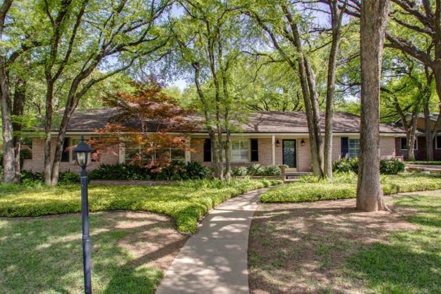 3709 Fox Hollow Street, Fort Worth, TX 76109 (MLS #13885265) :: RE/MAX Landmark
