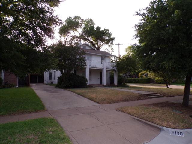 4259 Bryce Avenue, Fort Worth, TX 76107 (MLS #13885306) :: Magnolia Realty