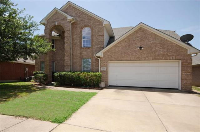 5835 Prairie View Court, Grand Prairie, TX 75052 (MLS #13885333) :: Team Hodnett