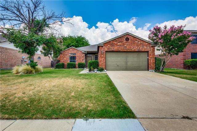 2025 Apple Drive, Little Elm, TX 75068 (MLS #13885374) :: The Real Estate Station