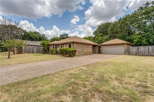 106 NE Timber Ridge Drive, Burleson, TX 76028 (MLS #13885428) :: Team Hodnett