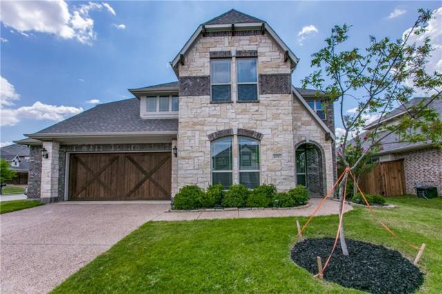 12717 Steadman Farms Drive, Fort Worth, TX 76244 (MLS #13885502) :: Team Hodnett
