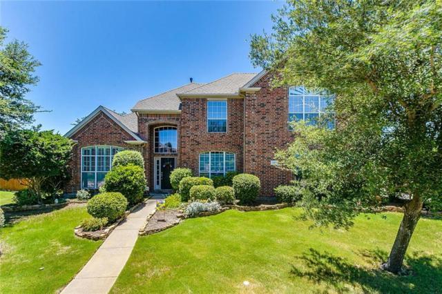 2815 Saint Michael Drive, Mansfield, TX 76063 (MLS #13885534) :: Magnolia Realty