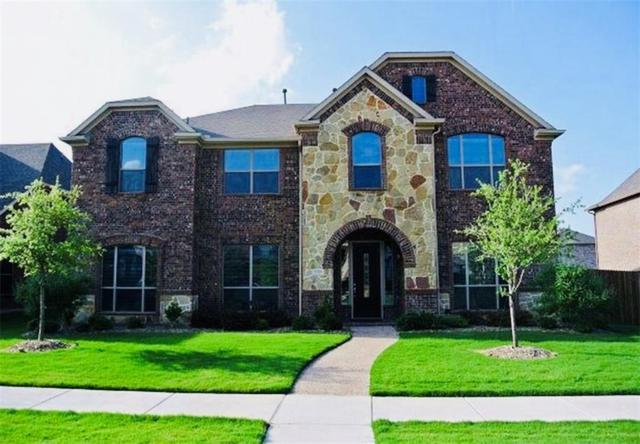 3268 Woodbine Trail, Frisco, TX 75034 (MLS #13885544) :: RE/MAX Town & Country