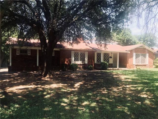 2221 Timberline Drive, Fort Worth, TX 76119 (MLS #13885548) :: Team Hodnett