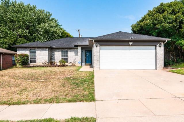 7021 Brookdale Drive, Watauga, TX 76148 (MLS #13885720) :: Team Hodnett