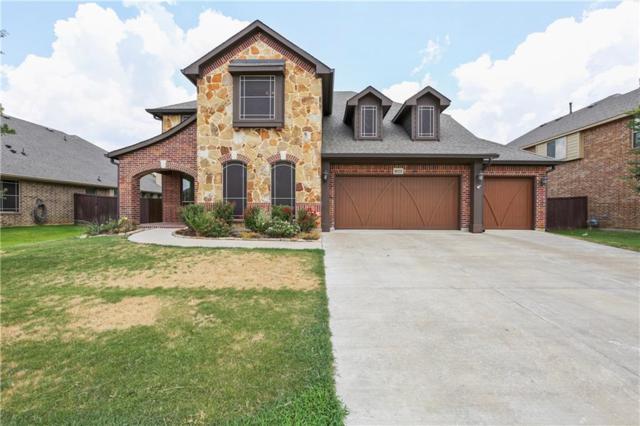 1021 Tara Drive, Burleson, TX 76028 (MLS #13885728) :: Team Hodnett