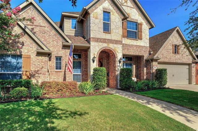 805 Sutherland Drive, Mckinney, TX 75071 (MLS #13885747) :: RE/MAX Landmark