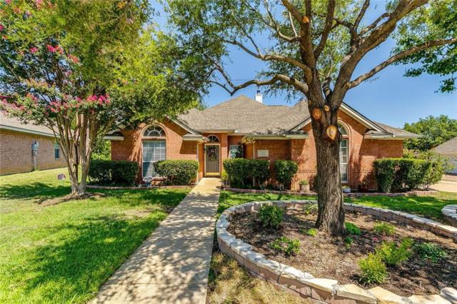 6116 Iron Horse Drive, North Richland Hills, TX 76148 (MLS #13885766) :: RE/MAX Landmark