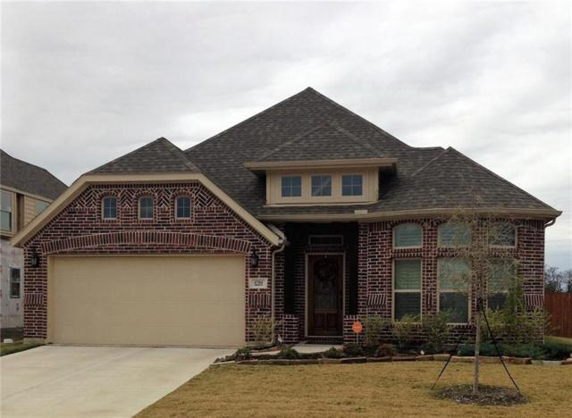 312 Thompson Drive, Van Alstyne, TX 75495 (MLS #13885773) :: Magnolia Realty