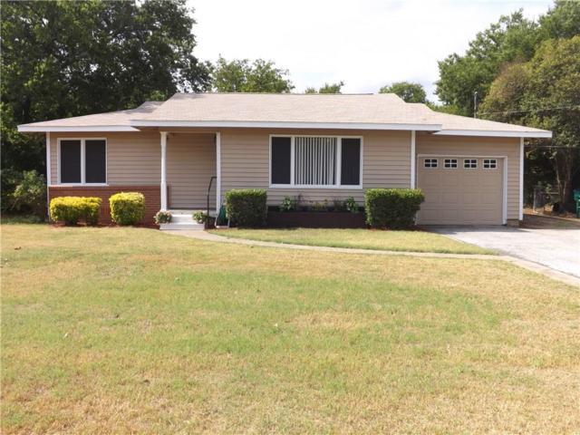 1818 Stevens Street, Bridgeport, TX 76426 (MLS #13885783) :: Team Hodnett