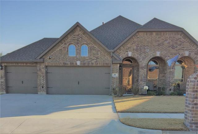 509 Thompson Drive, Van Alstyne, TX 75495 (MLS #13885789) :: Magnolia Realty