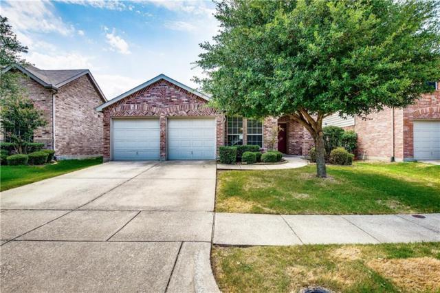 1019 Kimbro Drive, Forney, TX 75126 (MLS #13885802) :: Team Hodnett
