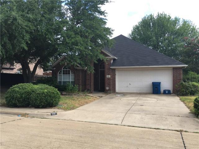 131 Tupelo Drive, Rockwall, TX 75087 (MLS #13885813) :: Robbins Real Estate Group