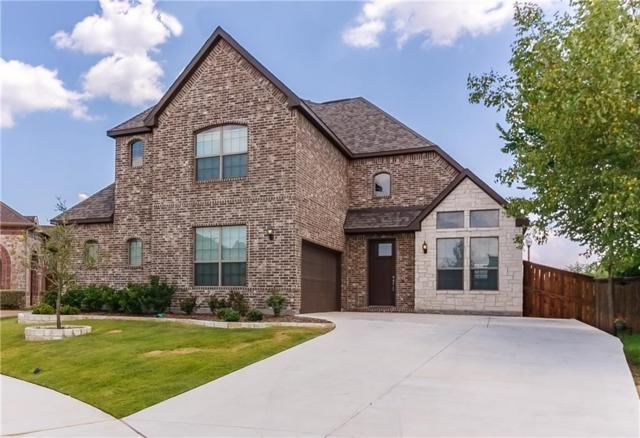 312 Vickery Way, Denton, TX 76210 (MLS #13885853) :: Team Hodnett
