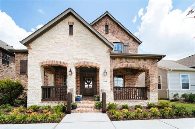 4270 Sevilla Drive, Frisco, TX 75034 (MLS #13885893) :: Frankie Arthur Real Estate