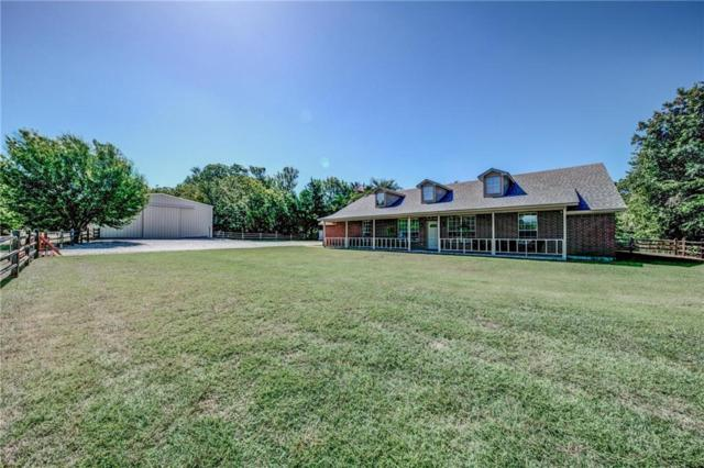 205 N Private Road 2194 Way N, Decatur, TX 76234 (MLS #13886087) :: The Real Estate Station
