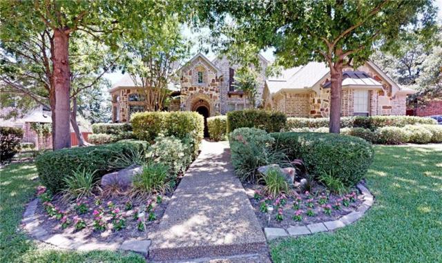 3208 Timberline Drive, Highland Village, TX 75077 (MLS #13886111) :: Team Tiller