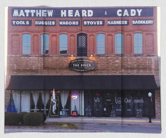 225 Mason, Bowie, TX 76230 (MLS #13886121) :: The Heyl Group at Keller Williams