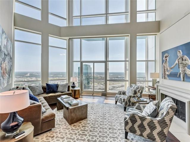 500 Throckmorton Street #3601, Fort Worth, TX 76102 (MLS #13886201) :: The Mitchell Group