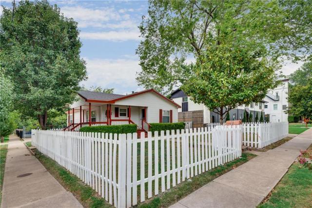 5712 Hudson Street, Dallas, TX 75206 (MLS #13886300) :: RE/MAX Landmark