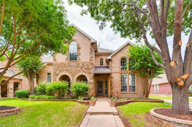 1802 Windsong Circle, Keller, TX 76248 (MLS #13886318) :: Team Tiller