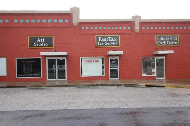 120 S Rusk Avenue, Denison, TX 75020 (MLS #13886365) :: Team Hodnett