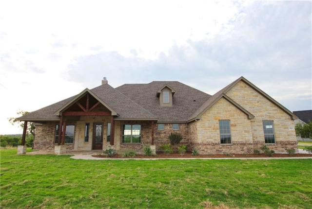 3725 Little Oak Lane, Weatherford, TX 76087 (MLS #13886424) :: Team Hodnett