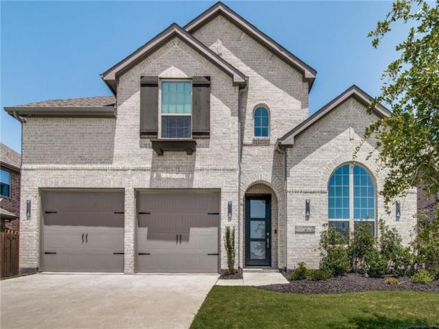 1205 Hot Springs Way, Celina, TX 75009 (MLS #13886527) :: Team Hodnett
