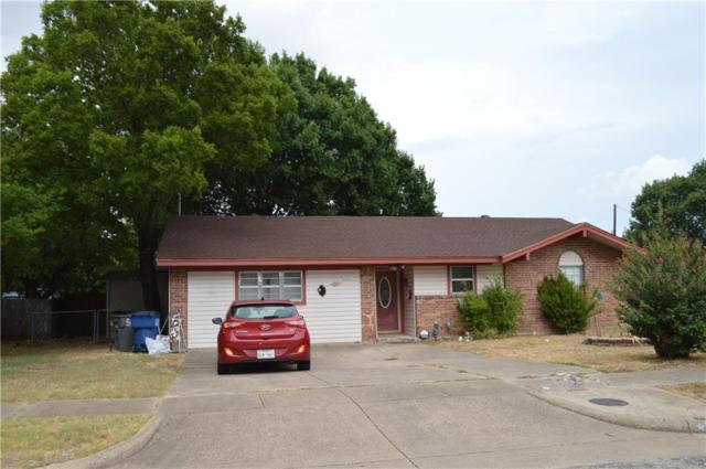 2502 Arlington Lane, Lancaster, TX 75134 (MLS #13886557) :: The Real Estate Station