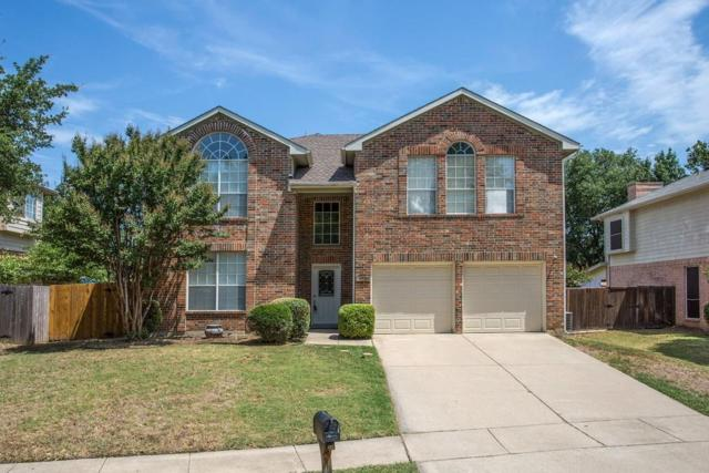 512 Newport Drive, Flower Mound, TX 75028 (MLS #13886601) :: Coldwell Banker Residential Brokerage