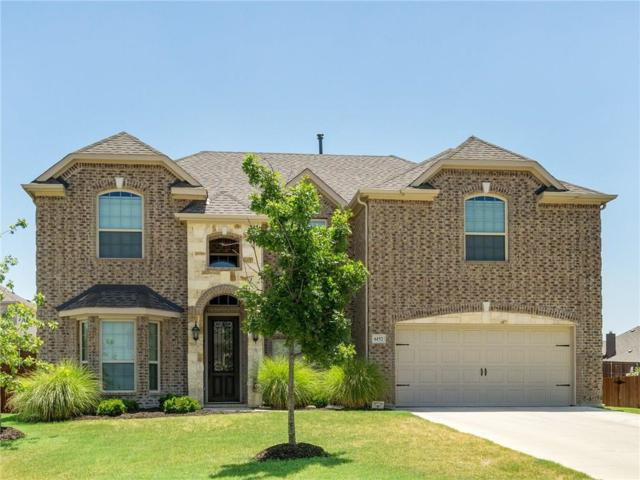 6152 Gibbons Creek Street, Fort Worth, TX 76179 (MLS #13886636) :: RE/MAX Pinnacle Group REALTORS