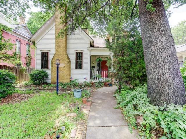 2616 State Street, Dallas, TX 75204 (MLS #13886667) :: Team Hodnett