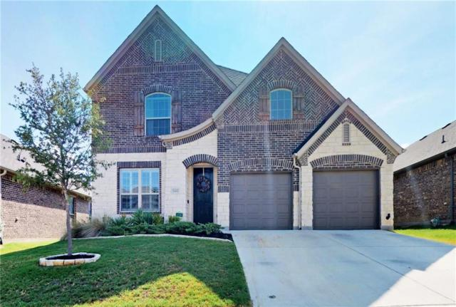 15452 Bluffdale Drive, Fort Worth, TX 76262 (MLS #13886708) :: Team Hodnett