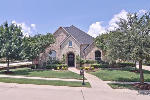 9154 Parson Drive, Lantana, TX 76226 (MLS #13886711) :: Team Hodnett