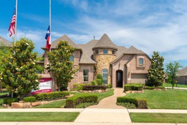 510 Oxford Place, Prosper, TX 75078 (MLS #13886743) :: Team Hodnett