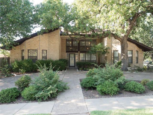 333 Eagle Drive, Bedford, TX 76021 (MLS #13886800) :: RE/MAX Landmark