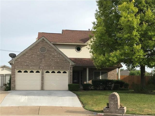 10605 Bachman Drive, Fort Worth, TX 76108 (MLS #13886833) :: Magnolia Realty