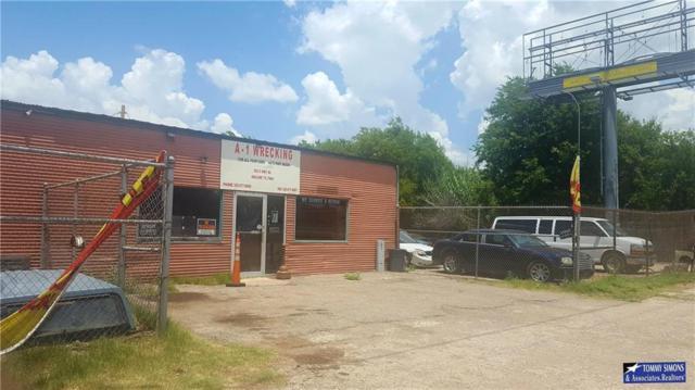 202 Us Highway 80 E, Abilene, TX 79601 (MLS #13886901) :: Team Hodnett