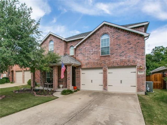 2131 Highland Drive, Wylie, TX 75098 (MLS #13886951) :: Team Hodnett