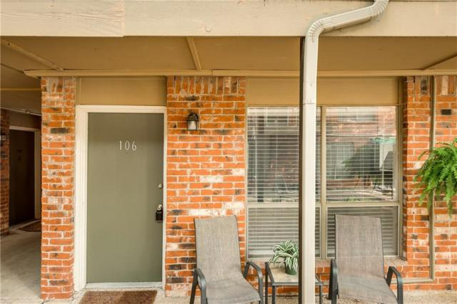 4525 Gilbert Avenue #106, Dallas, TX 75219 (MLS #13886952) :: Magnolia Realty
