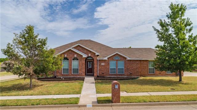 1741 Sage Drive, Midlothian, TX 76065 (MLS #13886961) :: Team Hodnett