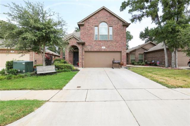 1205 Briarwood Drive, Azle, TX 76020 (MLS #13886970) :: Potts Realty Group