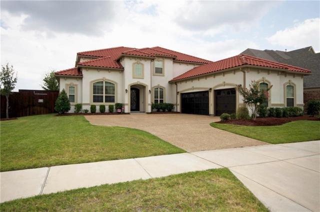 5982 Kerry Drive, Frisco, TX 75035 (MLS #13886994) :: RE/MAX Landmark