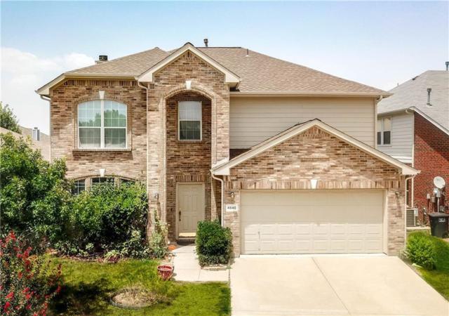 4840 Madyson Ridge Drive, Fort Worth, TX 76133 (MLS #13887097) :: Team Hodnett