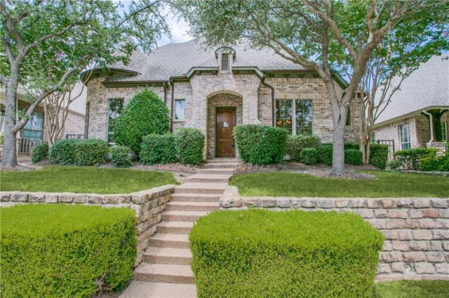 5480 Braemar Drive, Frisco, TX 75034 (MLS #13887138) :: Team Hodnett