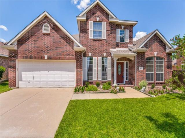 3612 Lindale Drive, Mckinney, TX 75072 (MLS #13887213) :: Hargrove Realty Group